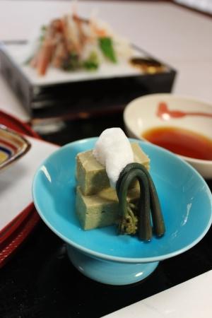 日本最上級のカニ料理(ロケ日記)_f0229508_1435283.jpg