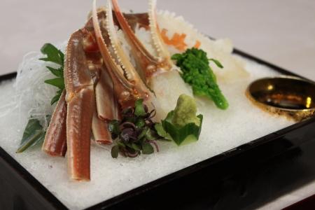 日本最上級のカニ料理(ロケ日記)_f0229508_1436032.jpg