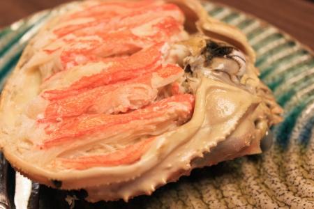 日本最上級のカニ料理(ロケ日記)_f0229508_14405652.jpg