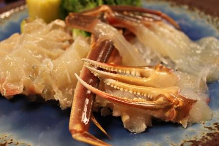 日本最上級のカニ料理(ロケ日記)_f0229508_14414684.jpg