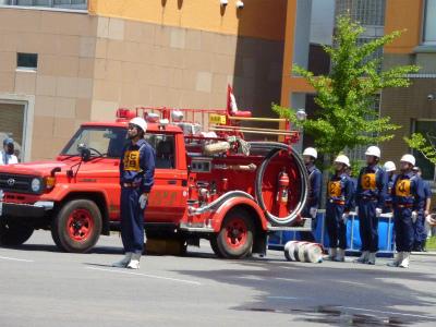 消防庁舎の建設_b0084826_13355321.jpg