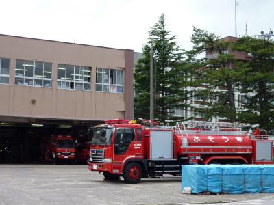 消防庁舎の建設_b0084826_7205818.jpg