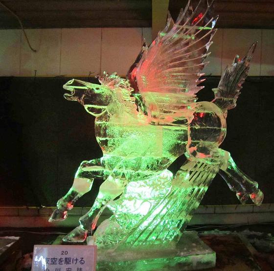 氷の祭典 六甲山_b0177436_23404810.jpg