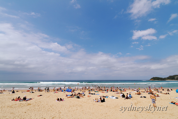 Manly Beach_f0084337_2038060.jpg