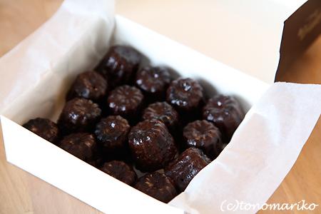 チョコレート・カヌレ_c0024345_8473721.jpg