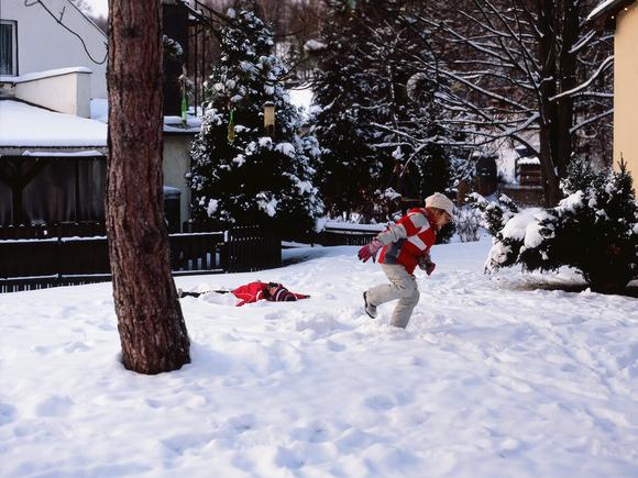 雪遊び_e0134658_1444450.jpg