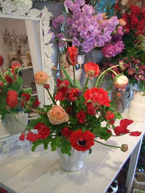 オークリーフ花の教室(吉田さんの作品)_f0049672_14335712.jpg