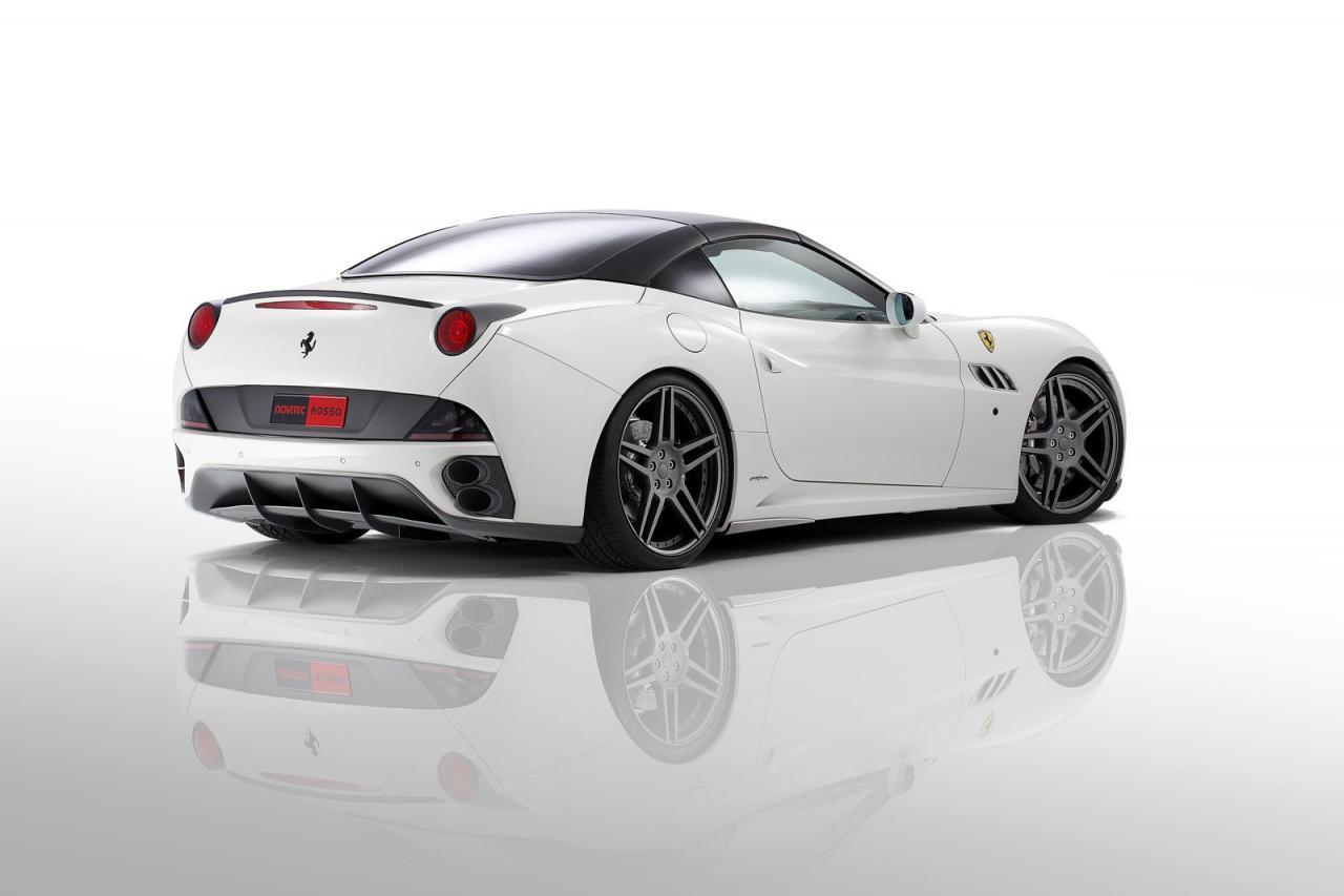 2015 Ferrari California White T