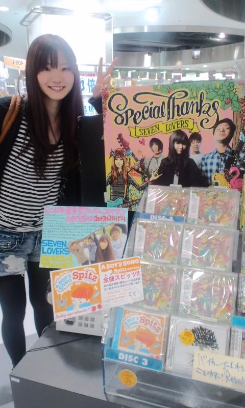 SpecialThanksアルバム発売記念ライブとキャンペーン、そしてROCKET K晴れ舞台間近!_d0136635_18451474.jpg
