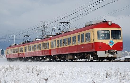 ながでんの特急電車_e0030537_0143742.jpg