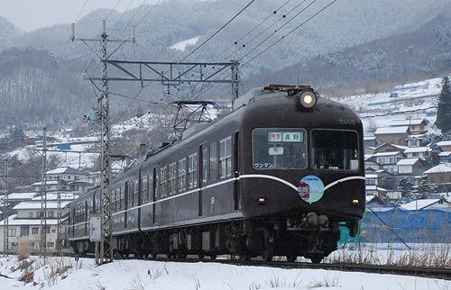 ながでんの特急電車_e0030537_0153484.jpg
