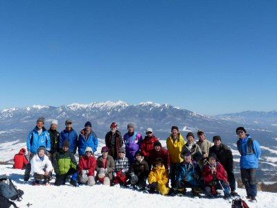 入笠山山頂でランチ♪_f0019247_0572846.jpg
