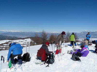入笠山山頂でランチ♪_f0019247_05862.jpg