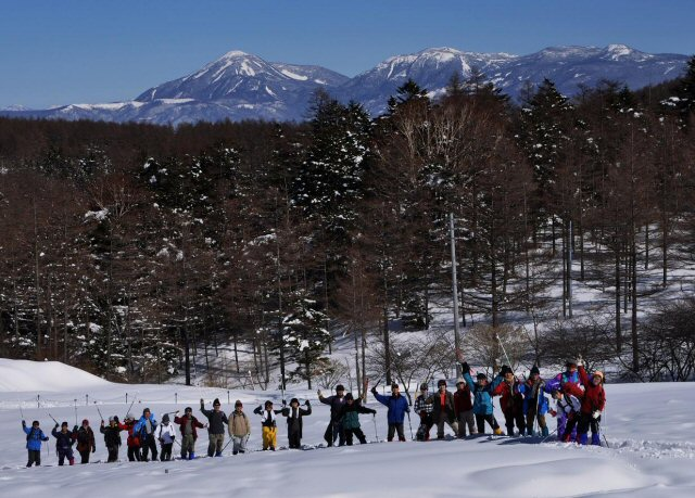 入笠山山頂でランチ♪_f0019247_059189.jpg
