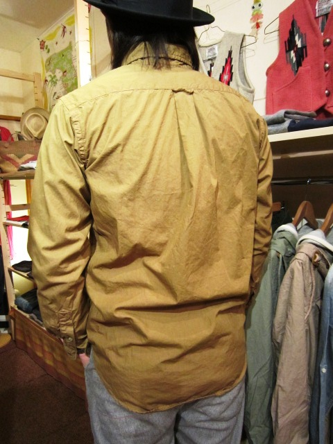 "SERO(セロ) ""COTTON POPLIN B/D SHIRTS\""_f0191324_12134.jpg"