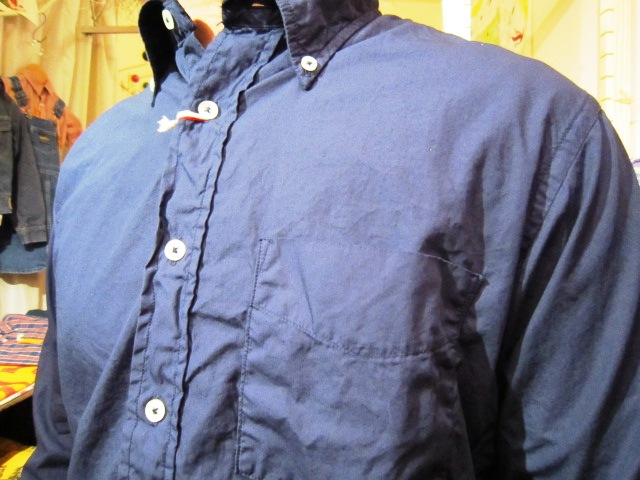 "SERO(セロ) ""COTTON POPLIN B/D SHIRTS\""_f0191324_131653.jpg"