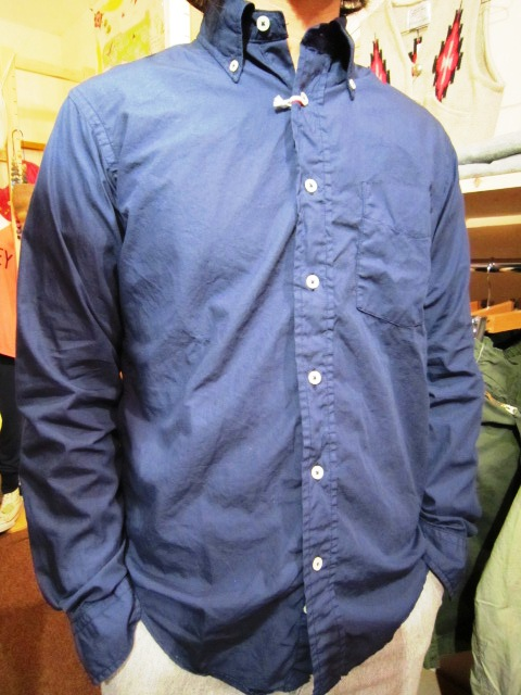 "SERO(セロ) ""COTTON POPLIN B/D SHIRTS\""_f0191324_13690.jpg"
