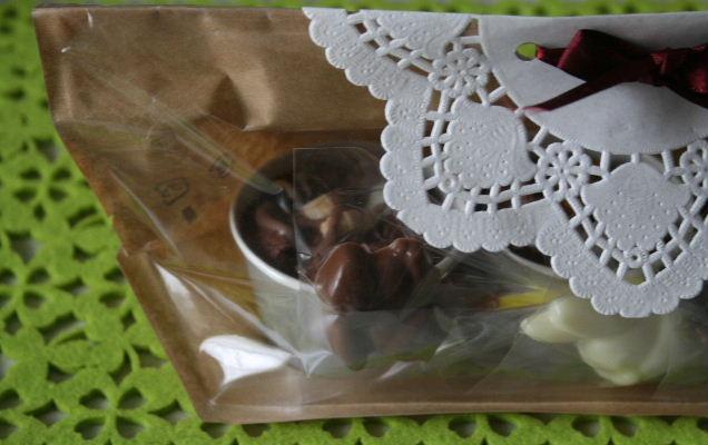 娘とチョコレートづくり、今年のバレンタイン。_f0082141_9562999.jpg