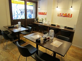 Curry&Bar アトリカレー / とろっとろのオムライスカレー(閉店)_e0209787_13474629.jpg