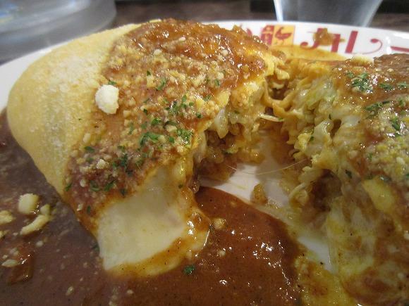 Curry&Bar アトリカレー / とろっとろのオムライスカレー(閉店)_e0209787_14312093.jpg