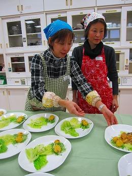 お料理教室 in自由が丘 その②_a0170699_1265573.jpg