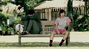 いつも一緒にいる気分・・・シークレット・ガーデン6話まで_a0192209_20383419.jpg
