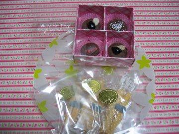 CHEZ LA MEREと頂き物のチョコたち_a0150910_2122375.jpg