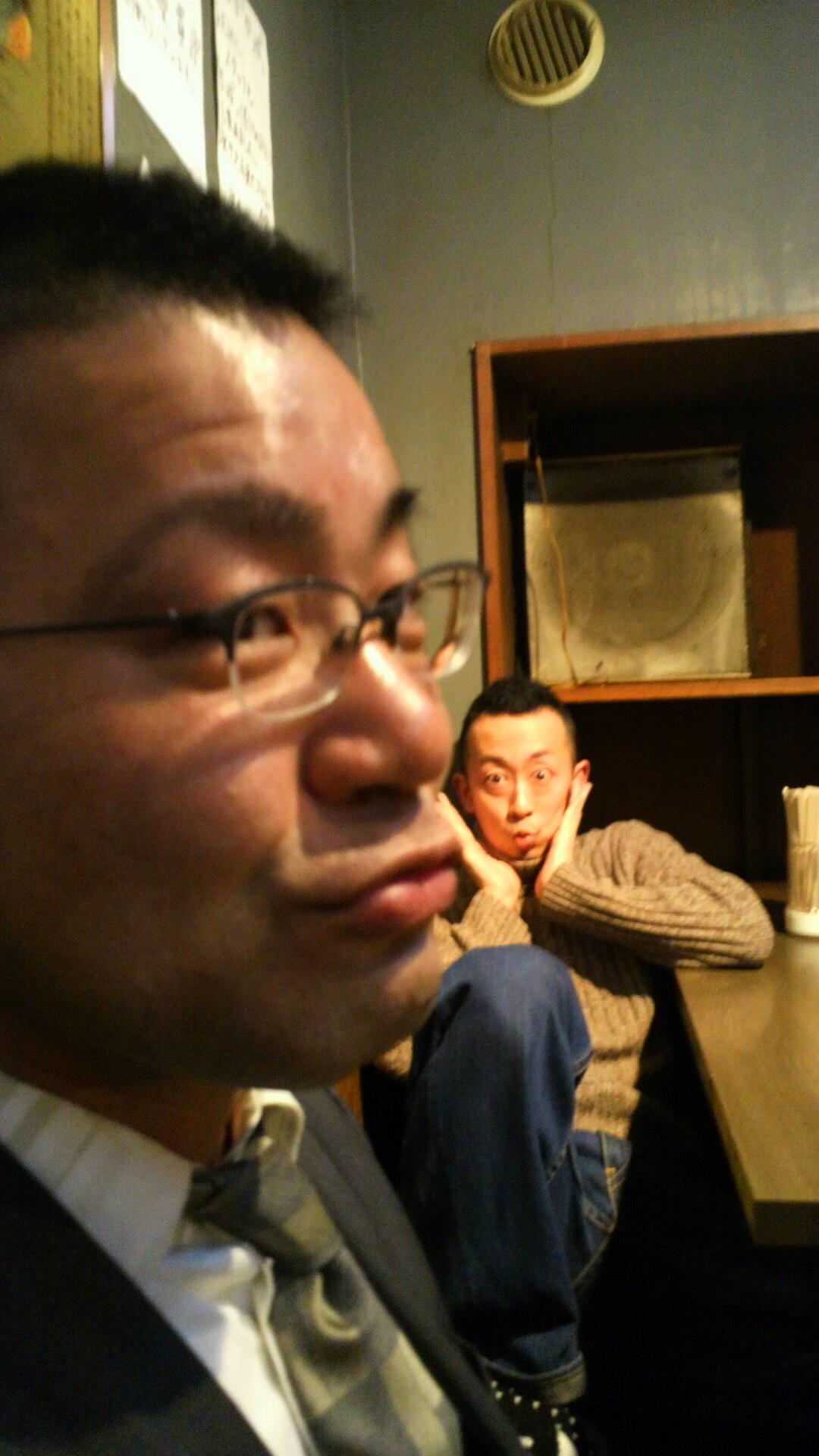 新宿「かっぱ」_a0052916_10544794.jpg