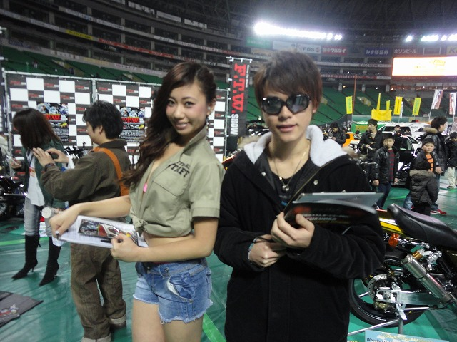 福岡CUSTOMCAR SHOW 2011 Part2_a0110720_1810524.jpg