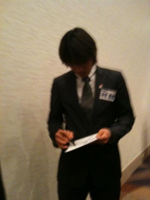横浜F-マリノス KICK OFF PARTY!_c0063445_2195264.jpg