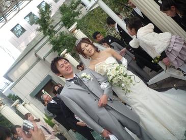 結婚式in大阪~!_e0122770_23534410.jpg