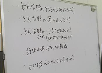 第8期「内面育成塾」スタートだぁー!_d0169072_2146304.jpg