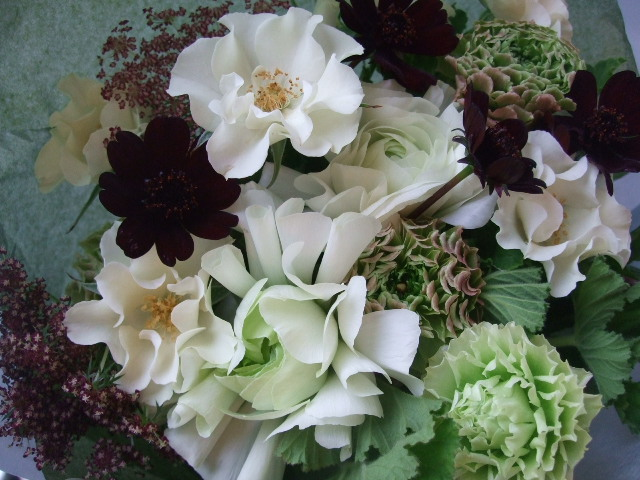 オークリーフ(春の花束)_f0049672_17354457.jpg