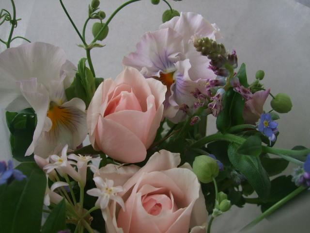 オークリーフ(春の花束)_f0049672_17412563.jpg