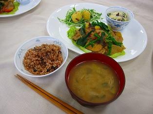 お料理教室 in自由が丘 その③_a0170699_15453688.jpg