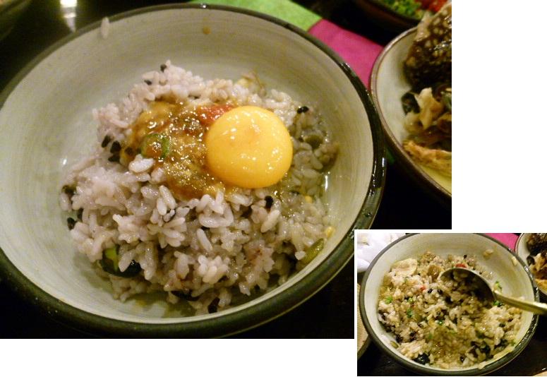 2011年2月釜山の旅 ⑥クンチプで夕ご飯_a0140305_3155996.jpg