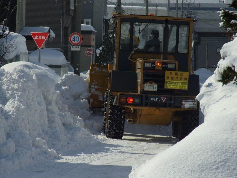 排雪サンデー_c0025115_22181536.jpg