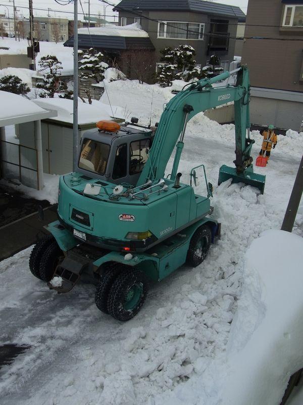 排雪サンデー_c0025115_2239271.jpg