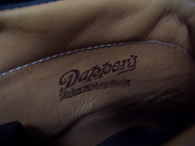 Dapper\'s Classical Lineman Boots LOT822_c0144020_0143257.jpg