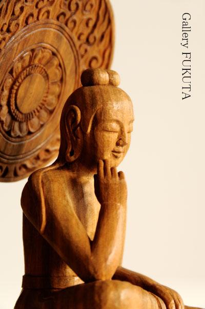 『瀧川佐智子・木彫展』開催中です。  _c0161127_1021728.jpg