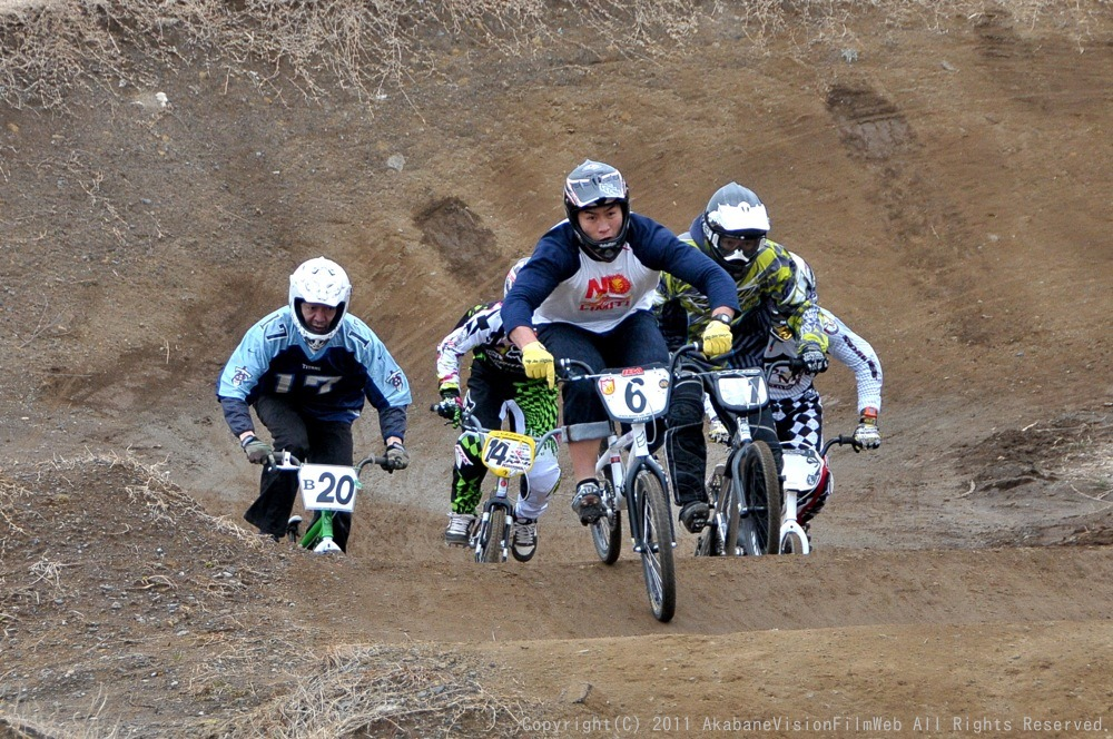 2011JOSF 緑山2月定期戦VOL3:マスターズ決勝_b0065730_2050318.jpg