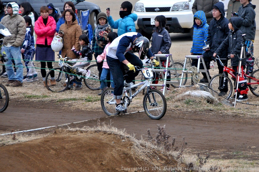 2011JOSF 緑山2月定期戦VOL3:マスターズ決勝_b0065730_20544788.jpg