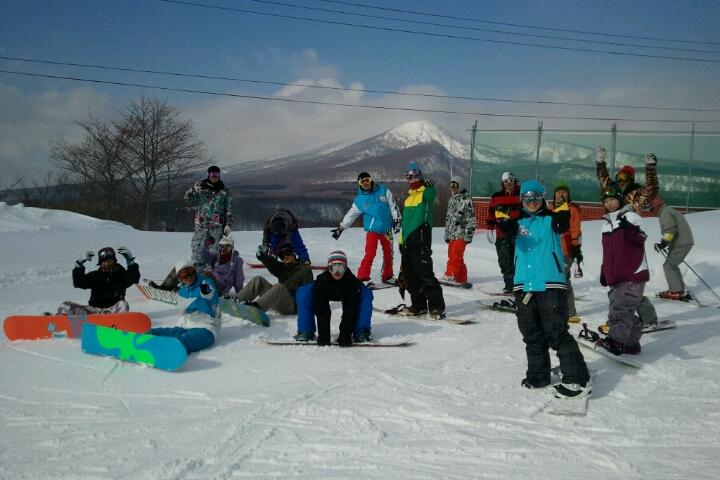 焼山スノーボードキャンプ_e0173533_17435134.jpg