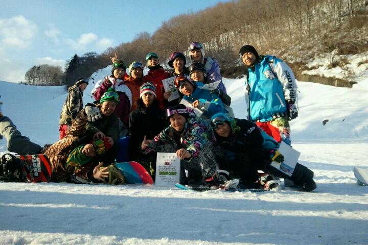 焼山スノーボードキャンプ_e0173533_186722.jpg