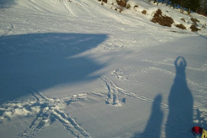 焼山スノーボードキャンプ_e0173533_1874679.jpg