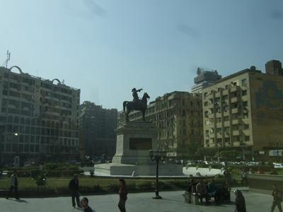 カイロ市内の公園
