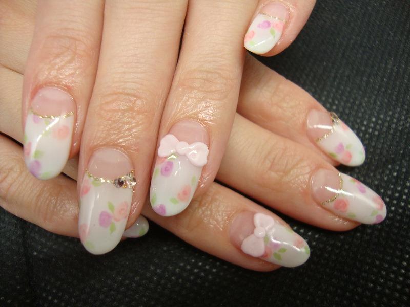 春Nail  …平山_a0144648_21412219.jpg