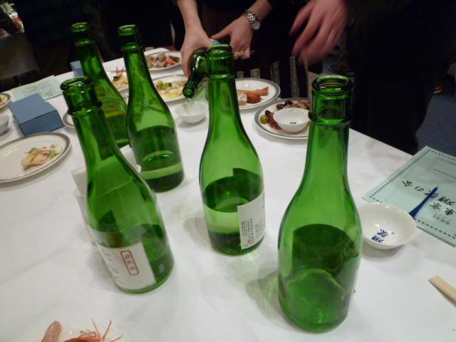 2011 かわうそ祭り 新酒の会 @都市センターホテル_c0100865_8365543.jpg