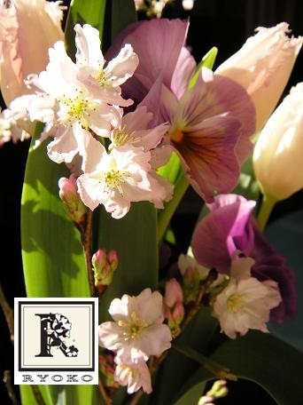 THE PENINSULA TOKYO ×JO MALONE         [SPICE UP AFTERNOON TEA] _c0128489_161987.jpg
