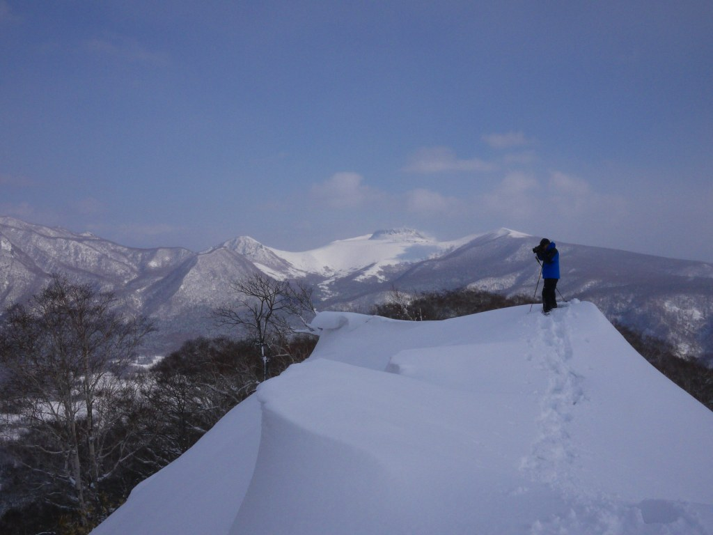 2月20日、多峰古峰山_f0138096_1781589.jpg